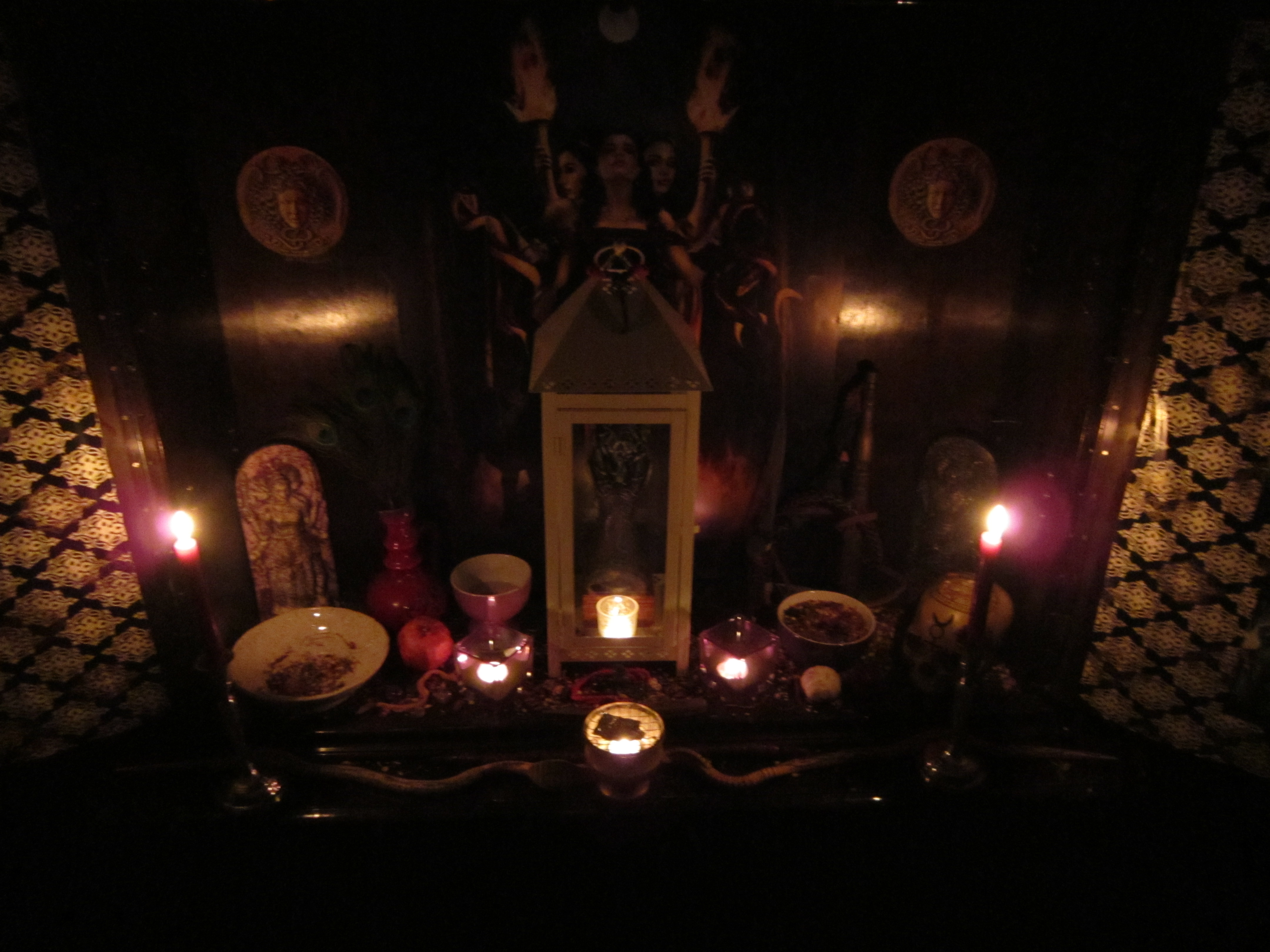 tempel der hekate | ***neues aus der hexenküche***